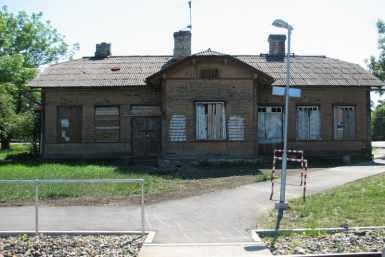Saue raudteejaam